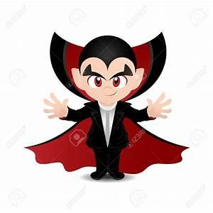 Vampire clipart vampire cape - Pencil and in color vampire ...