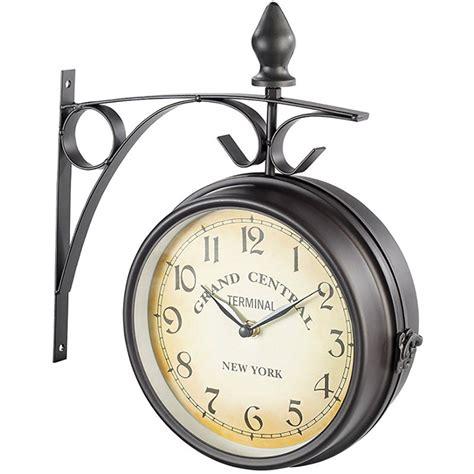 jeux de cuisine de gar輟n horloge de gare avec pendule et thermomètre