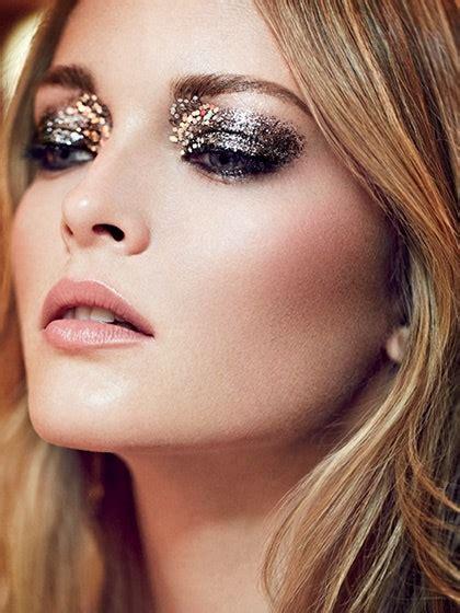 effect  glitter makeup   environment allure
