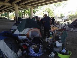 Ordinance Banning Houston's Homeless Encampments Goes Into ...