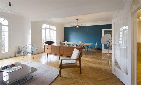 comment renover sa cuisine en chene design nordique séjour déco