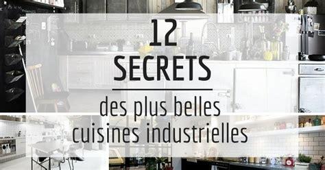 credence cuisine 12 secrets des plus belles cuisines industrielles