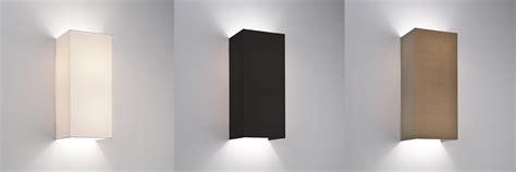 astro chuo 380 fabric wall light shade 2 x 60w e27 white