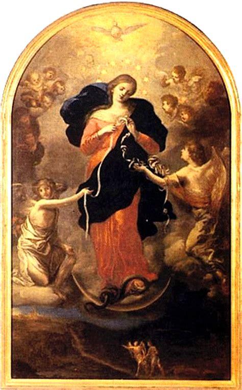 Accendi Una Candela Alla Madonna Scioglie I Nodi by Mirys Beata Vergine Scioglie I Nodi