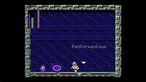 Mega Man 9 - Use your Black Hole Bomb to kill Jewel Man ...