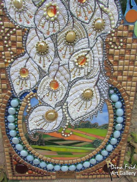 mosaic peacock wall art simple craft ideas