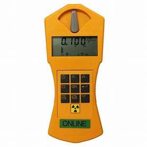 Geiger Counters and Radiation Detectors by Gamma-Scout