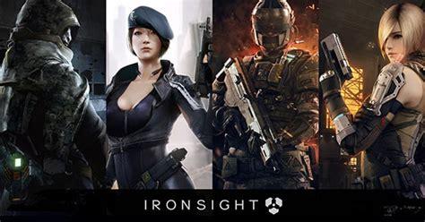 Ironsight's closed beta kicks-off on November 14th - TGG