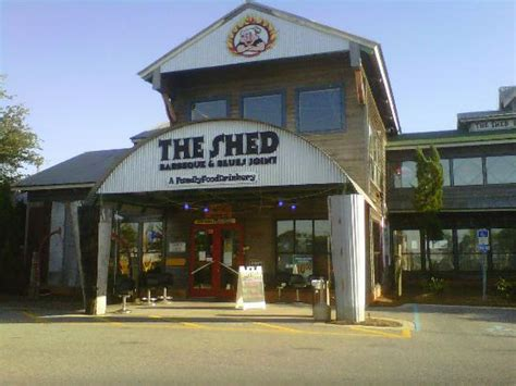 The Bbq Shed Weatherford Ok Menu by The Shed Picture Of The Shed Barbeque Destin Tripadvisor