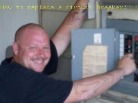 How Replace Circuit Breaker Youtube