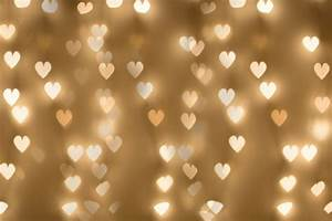 Orangepeel Paperie — Holiday Lights Overlay, Bokeh Hearts ...