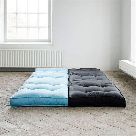 canapé convertible gris anthracite chauffeuse bicolore convertible matelas futon dice futon