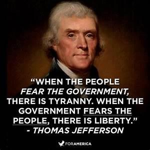 Thomas Jefferso... Liberty Vs Freedom Quotes
