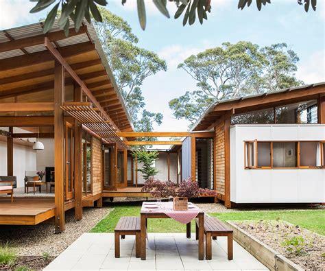 coastal nsw home celebrates japanese  european design