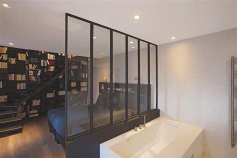 hotel avec baignoire dans la chambre verrière sur bain détente en baie de somme concept bain