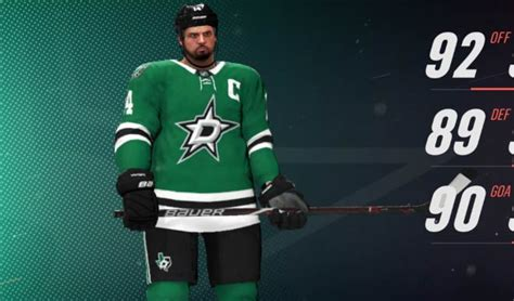 nhl  team ratings   players realsport