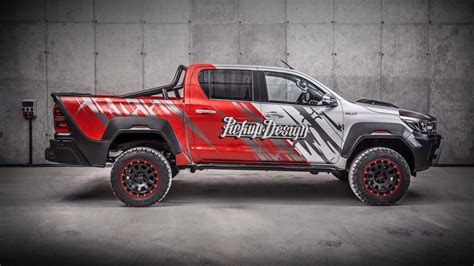 Modifikasi Toyota Hilux by Modifikasi Offroad Toyota Hilux Modifikasi Style