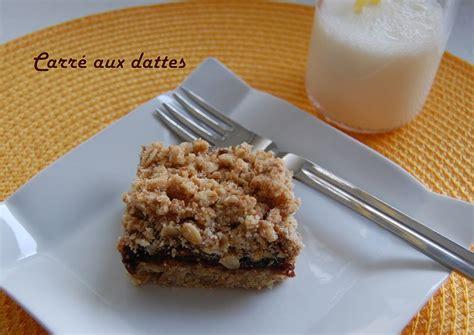 dessert avec dattes seches 28 images un d 233 licieux g 226 teau aux dattes amandes et au