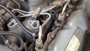 Ford 6 9 7 3 Diesel Hard Start Cold Stalls And Dies  Fuel