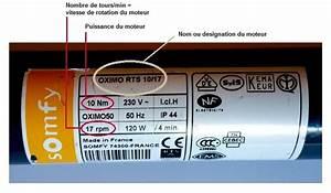 Puissance Moteur Volet Roulant : choisir un moteur de volet roulant comment ne pas se ~ Dailycaller-alerts.com Idées de Décoration