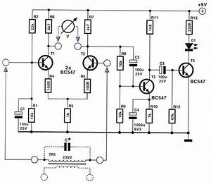 ac power indicator circuits projects With ac power circuit