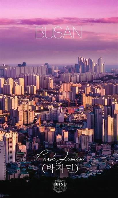 Bts Phone Korea Wallpapers South Busan Aesthetic
