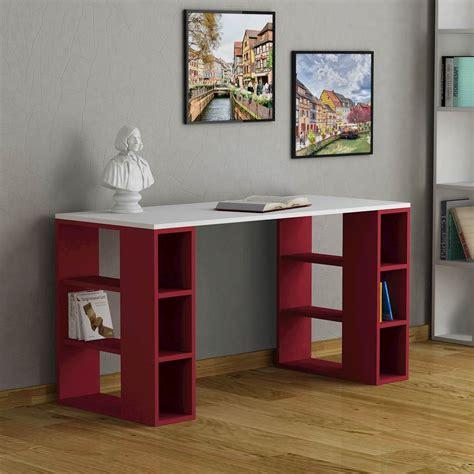 scrivanie in legno drummy scrivania con libreria per ragazzi in legno