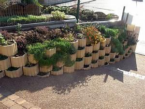 Muret de soutenement jardin 20170630031459 arcizocom for Muret de soutenement jardin