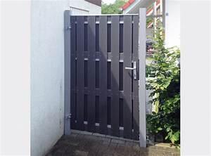 Gartentor Holz Kaufen : sichtschutz sichtblenden zaun serien und tore aus holz wpc kunststoff und metall ~ Markanthonyermac.com Haus und Dekorationen