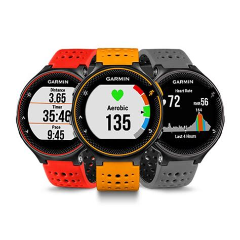 Garmin Forerunner 235  Avarin Running And Triathlon