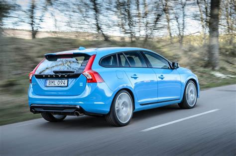 Volvo V60 Polestar review, price and specs - Pictures