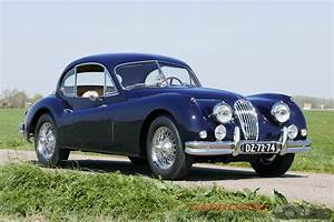 1956 Jaguar Xk140 Fhc Completely Restored With Matching