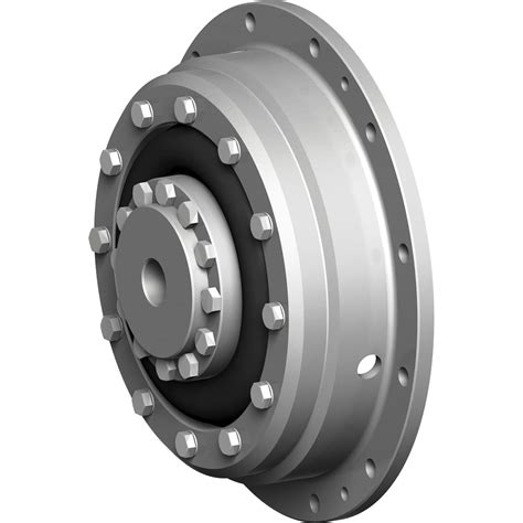 flexible coupling ezr series vulkan drive tech shaft machines torque