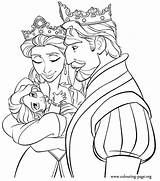 Coloring Queens Queen Popular sketch template