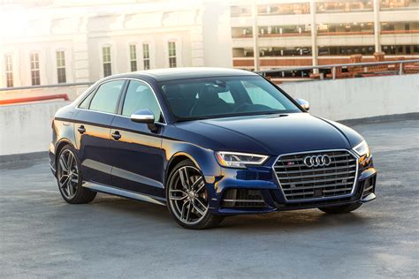 Audi Car : 2017 Audi S3 Reviews And Rating