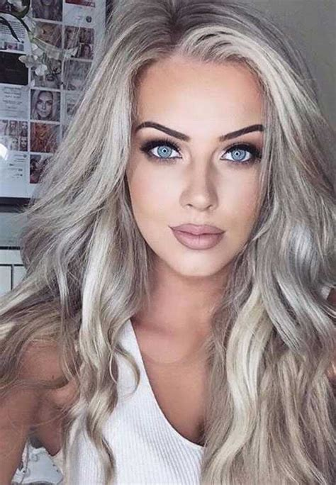 Shades Of Hairstyle by Best Hairstyles Hair Colors Ideas 2018 Hairstylesco