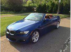 Purchase used 2007 335i Convertible E93 BlueSaddle Brown