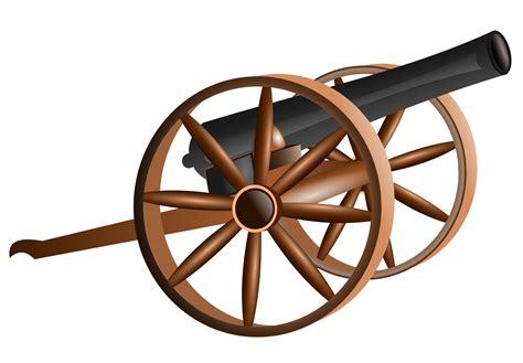 Cannon Clip Civil War Cannon Clipart