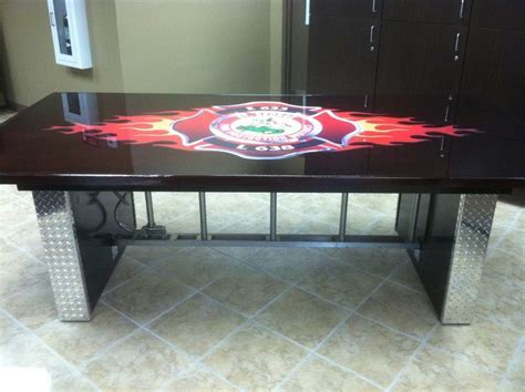 63 best Firehouse Kitchen Tables images on Pinterest
