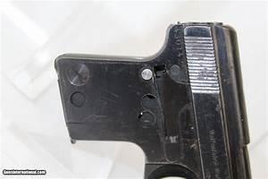Walther Modell 55 : walther model 9 vest pocket 25 acp pistol c r ~ Eleganceandgraceweddings.com Haus und Dekorationen