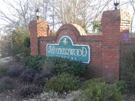 heatherwood gardens subdivision real estate homes for