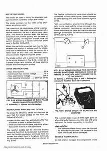 Long 260 310 2 Cylinder Tractor Service Manual