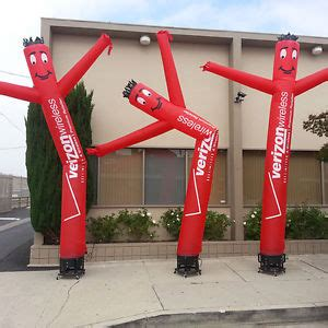 desk inflatable tube man 15 39 custom wind dancer air puppet sky wavy man dancing