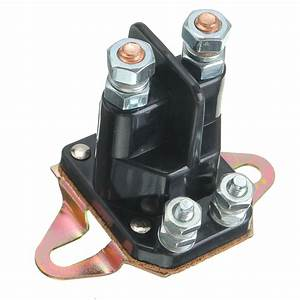 12v Starter Solenoid Relay Contactor Switch Engine For