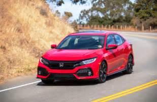 2017 Honda Civic Hatchback Sport-Touring
