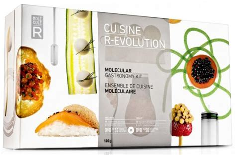 cuisine r evolution recipes foodista molecular gastronomy kits teach you how to