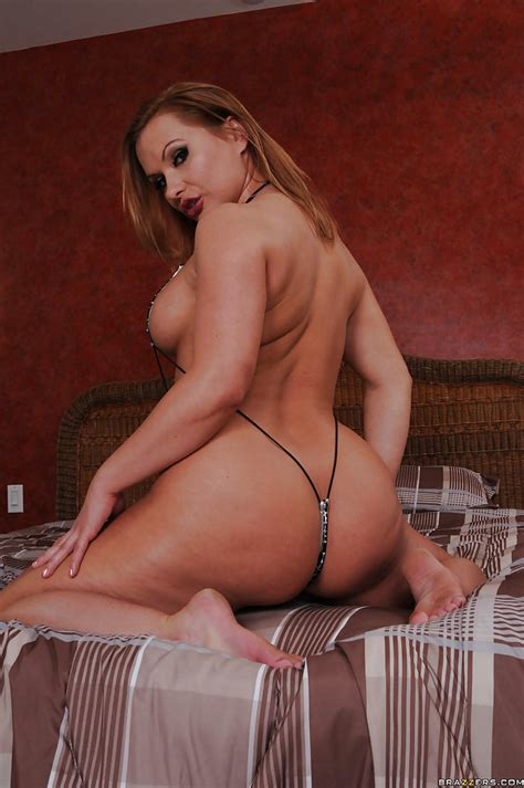 curvaceous milf with ample ass katja kassin slipping off her lingerie