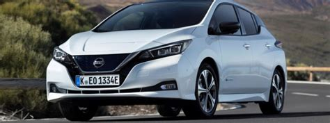 Worlds Most Popular Electric Car by Nissan Leaf Remains Most Popular Electric Car In Ukraine