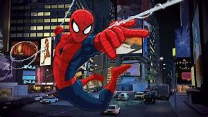 Ultimate Spider-Man Full HD Wallpaper and Background Image ...