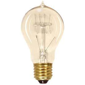 bulbs incandescent bulbs satco s2419 60 watt a19